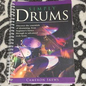Beginners Drums Book